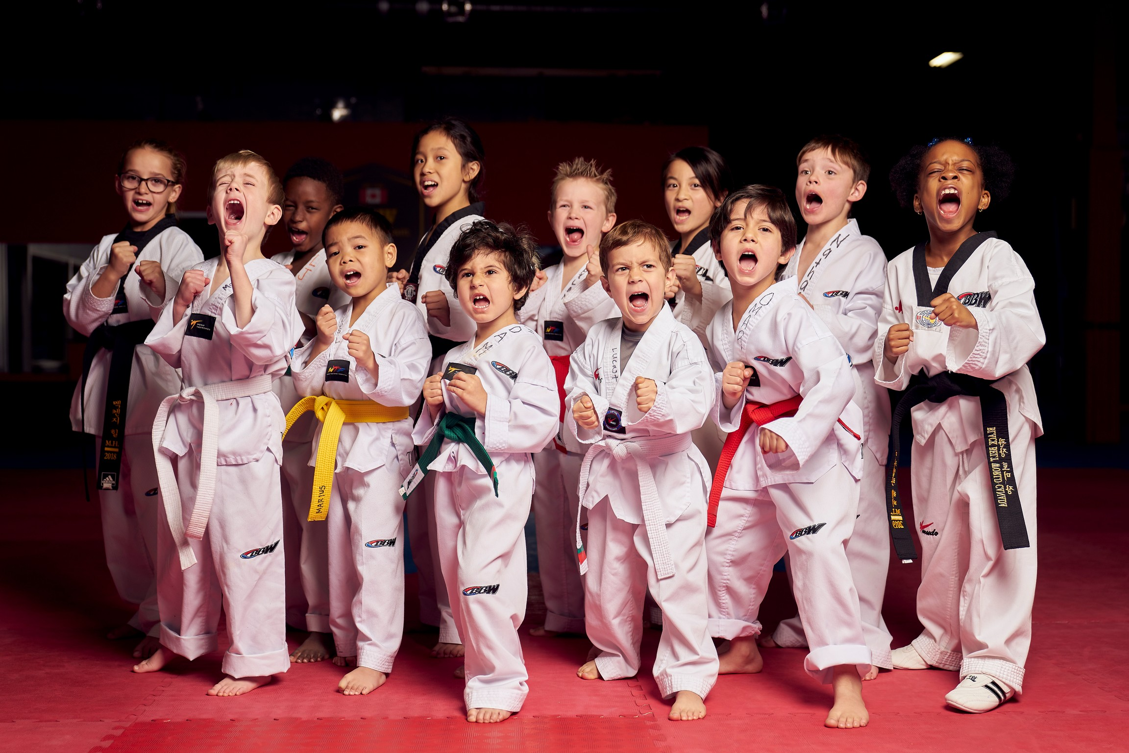 Tiny Tigers Class