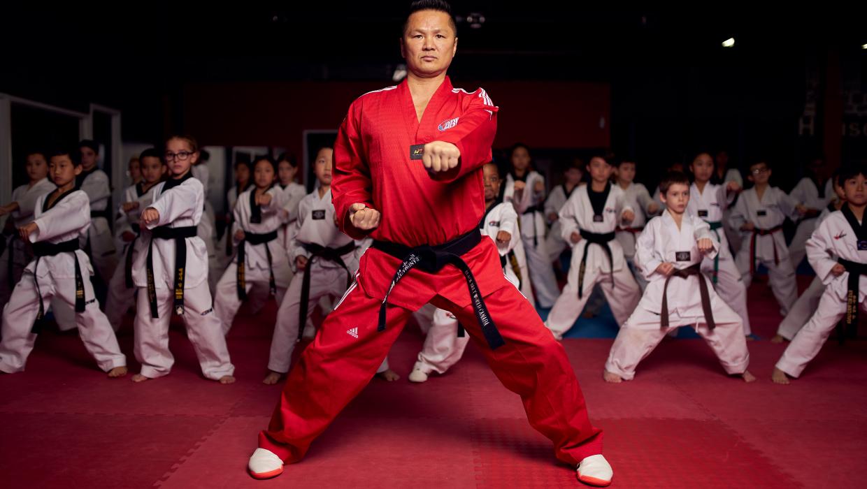 Grand Master Chang
