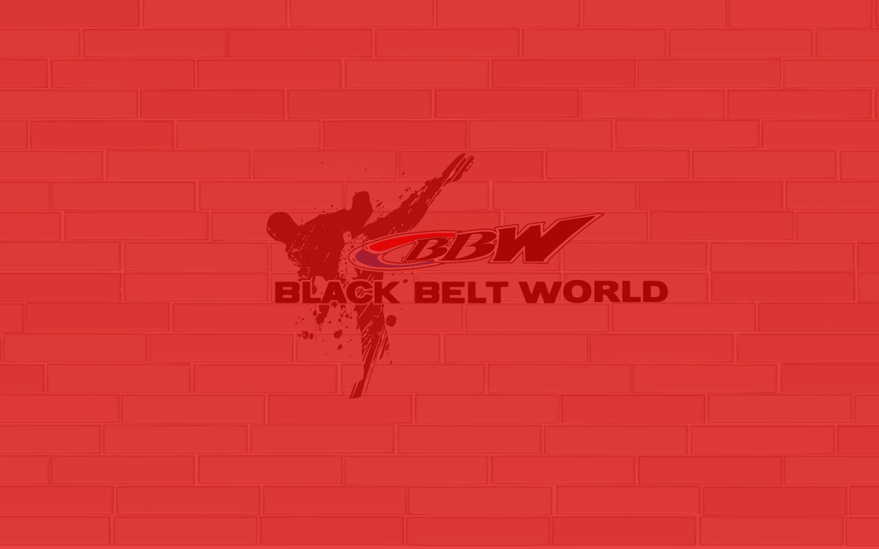 Black Belt World Logo